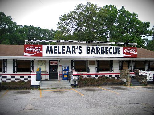 Melear S Barbecue Georgia History Bbq Places Visit Georgia