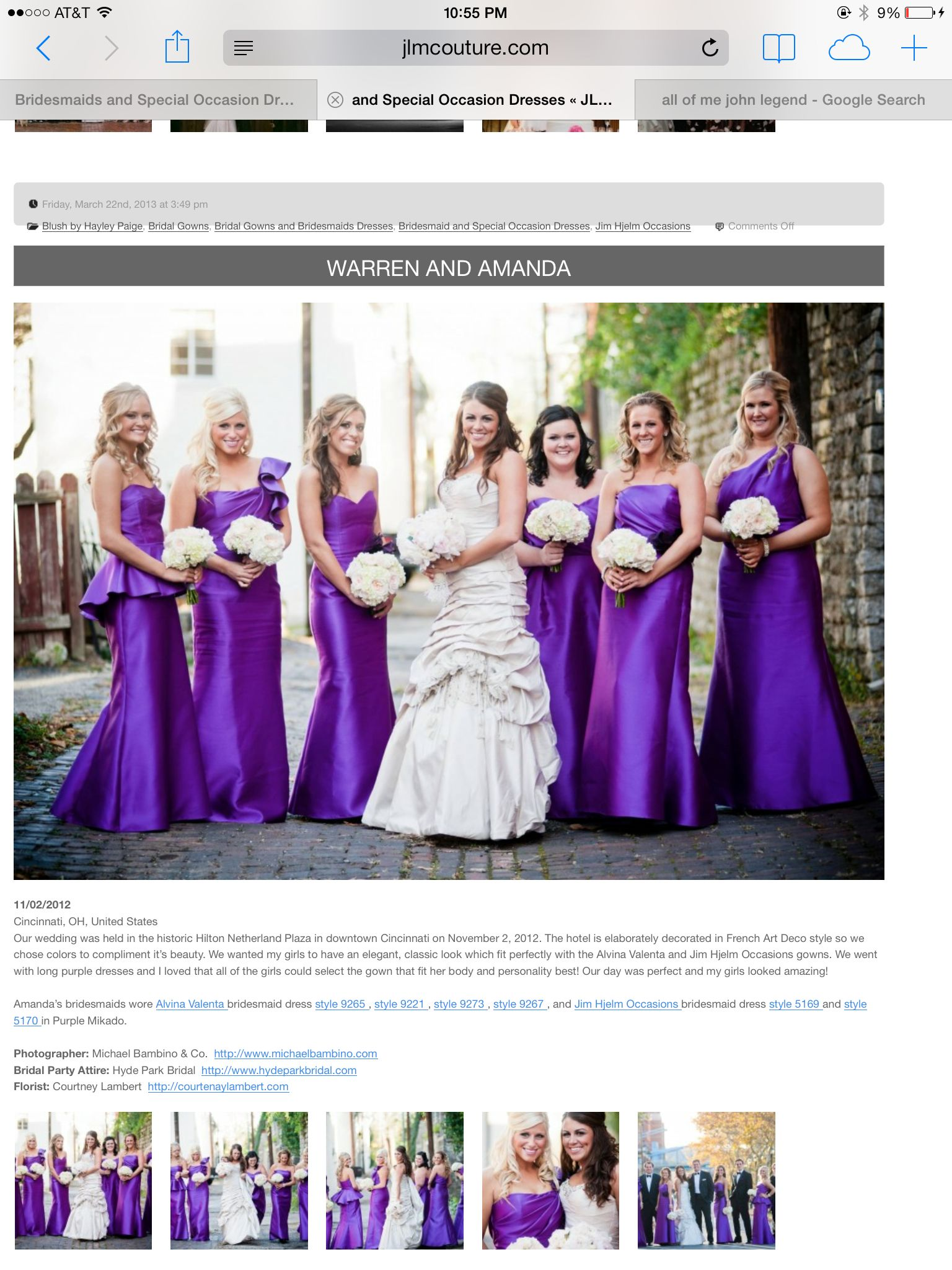 DIMENSION!! | Bridesmaid dresses | Pinterest