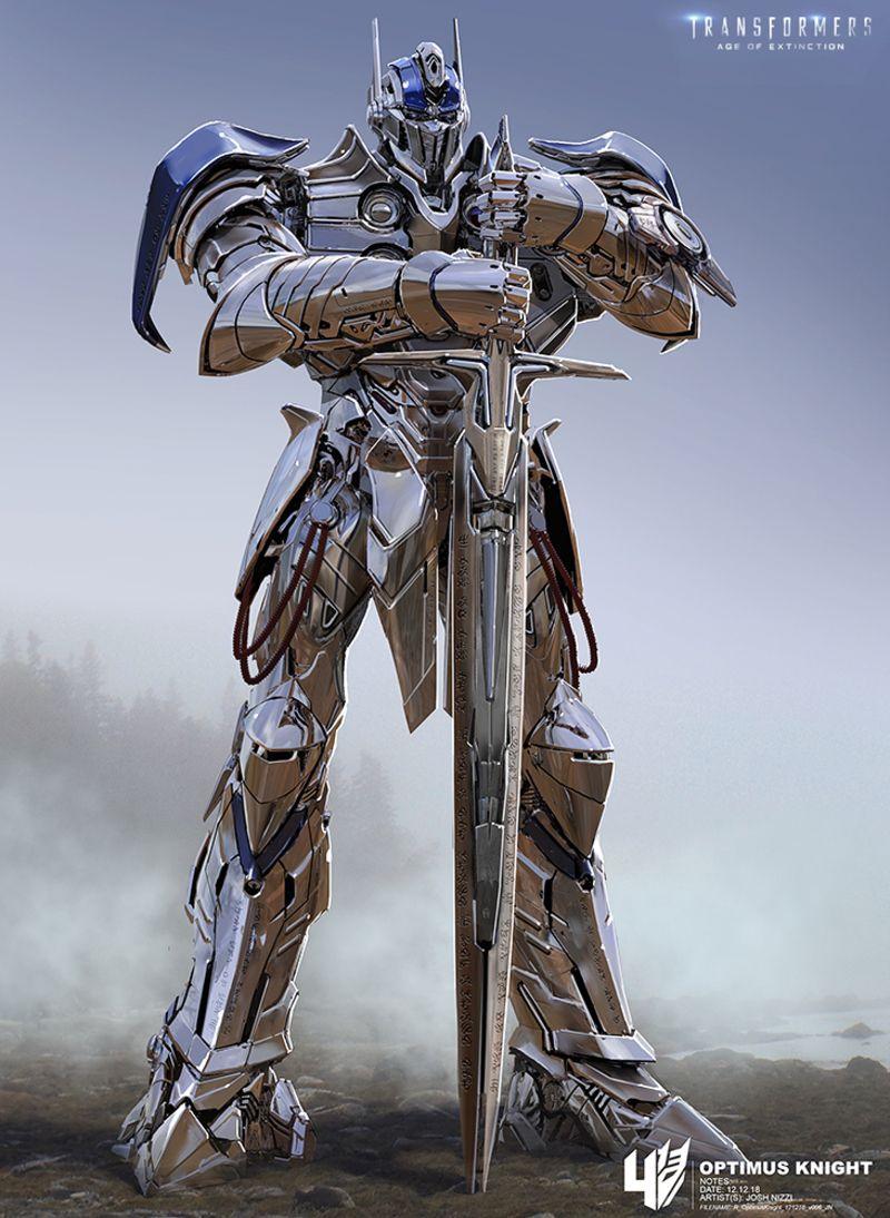 transformers 4 age of extinction concept artjosh nizzi includes