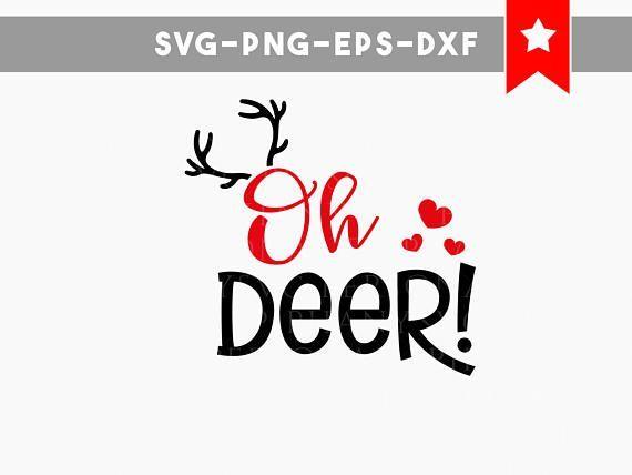 Oh deer svg newborn onesie new baby designs also antler rh za pinterest