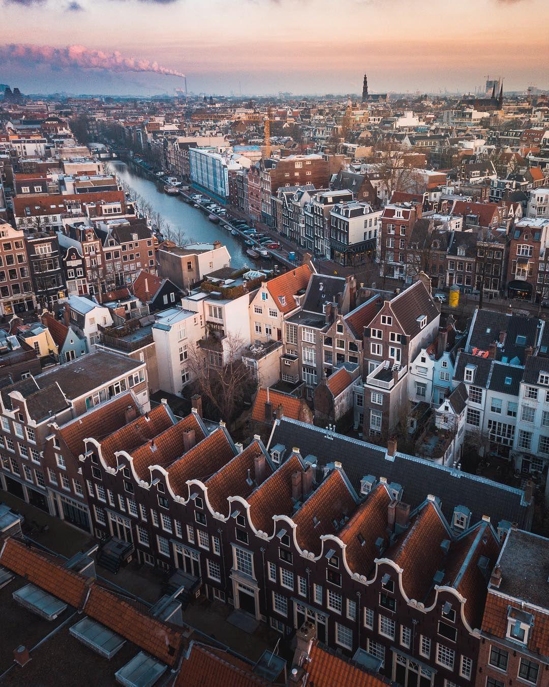 Plaatsen Rond Amsterdam.Bas Van Breuker Iamthebas On Instagram I M Back Baby Amsterdam