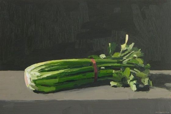 celery painting - Google Search