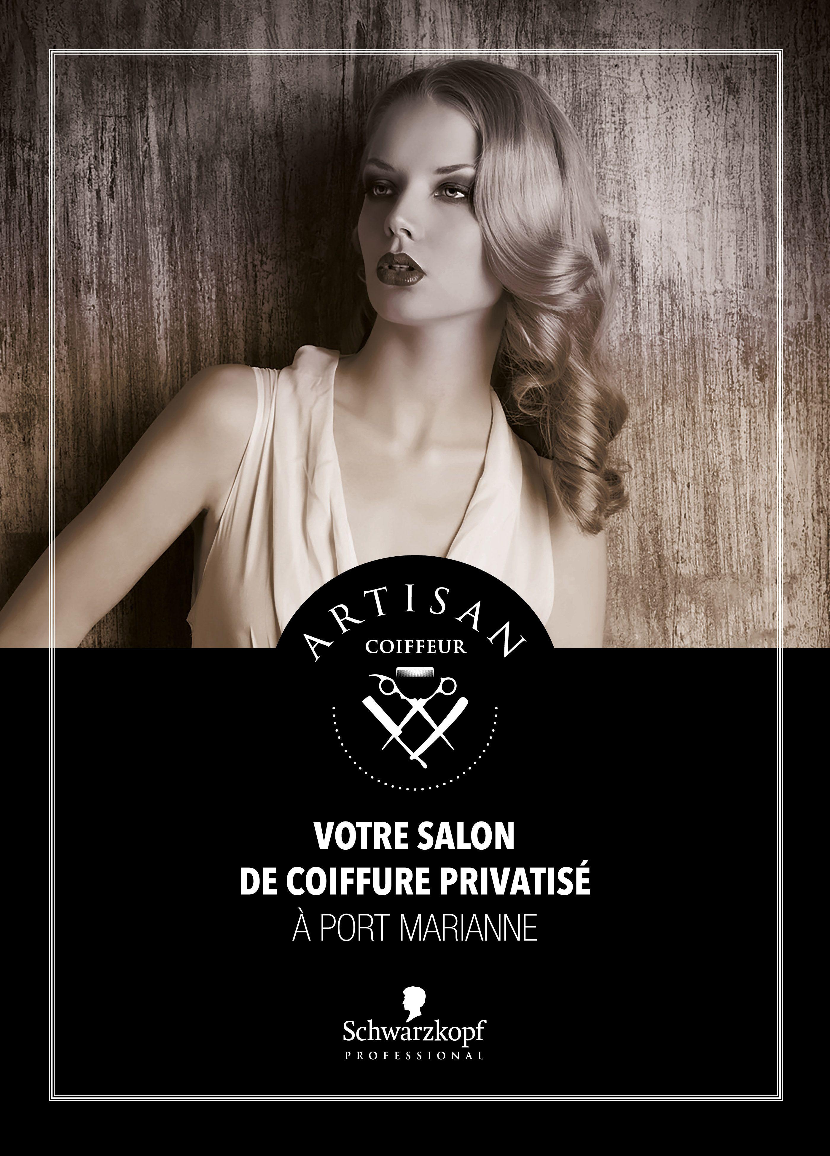 Tract Le Nuage Artisan Coiffeur Realisation Cible Publicite Montpellier Coiffeur Salon De Coiffure Cible