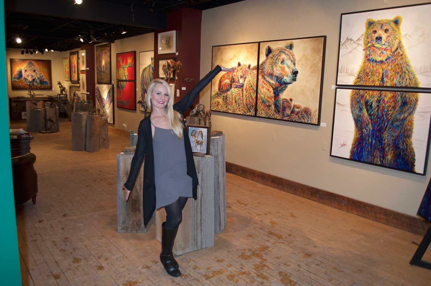 Park City Fine Art & Prospect Gallery • Park City, UT | ART