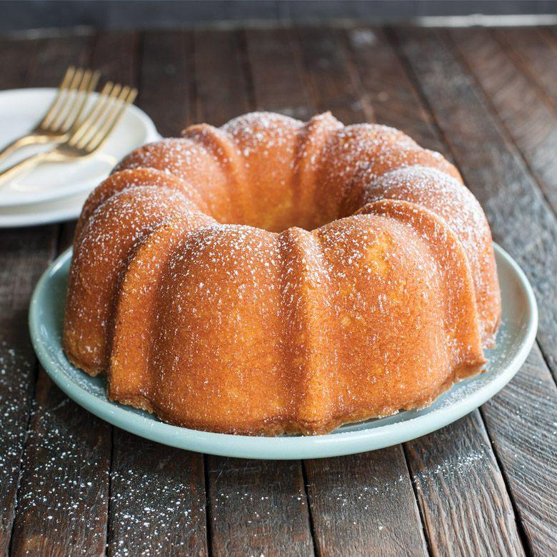 6 inch round cake pan bake time