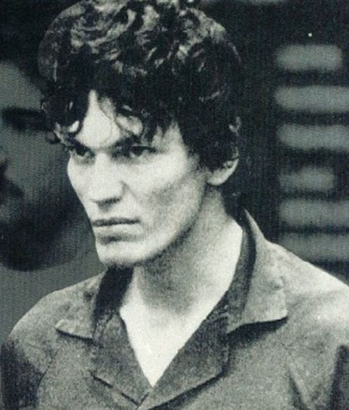 Richard Ramirez is one of the most notorious serial killers in America. He is known as the Night Stalker and for his allegiance to Satanism. He was convicted of 13 murders. Ramirez is currently serving on death row in San Quentin prison.
