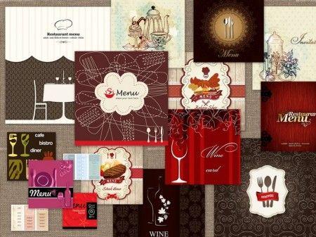 24 free restaurant menu templates bar メニュー表 pinterest
