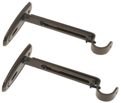 Umbra Extension Bracket 7-Inches, Powder Bronze Umbra