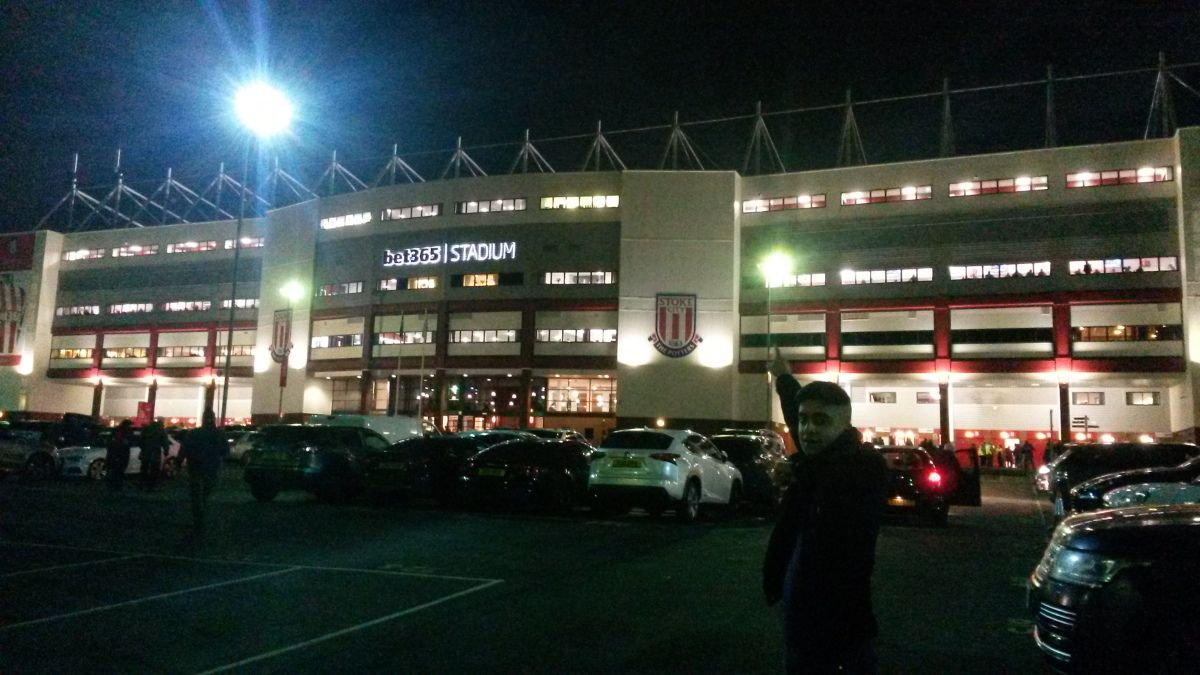 Stoke City v Watford, Premier League, bet365 Stadium | Best