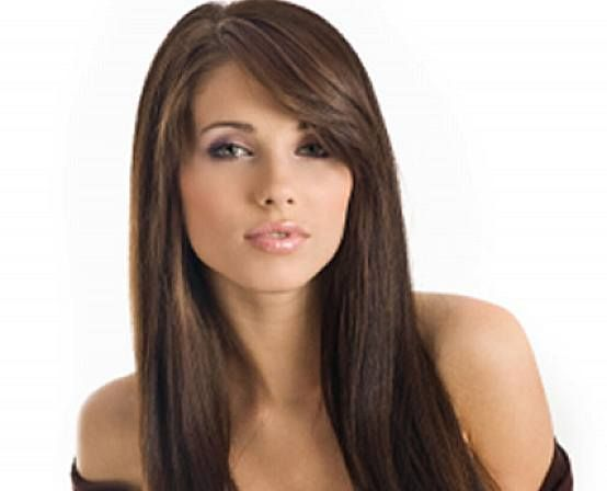 How To Choose Hairstyles For Thick Straight Hair: Long