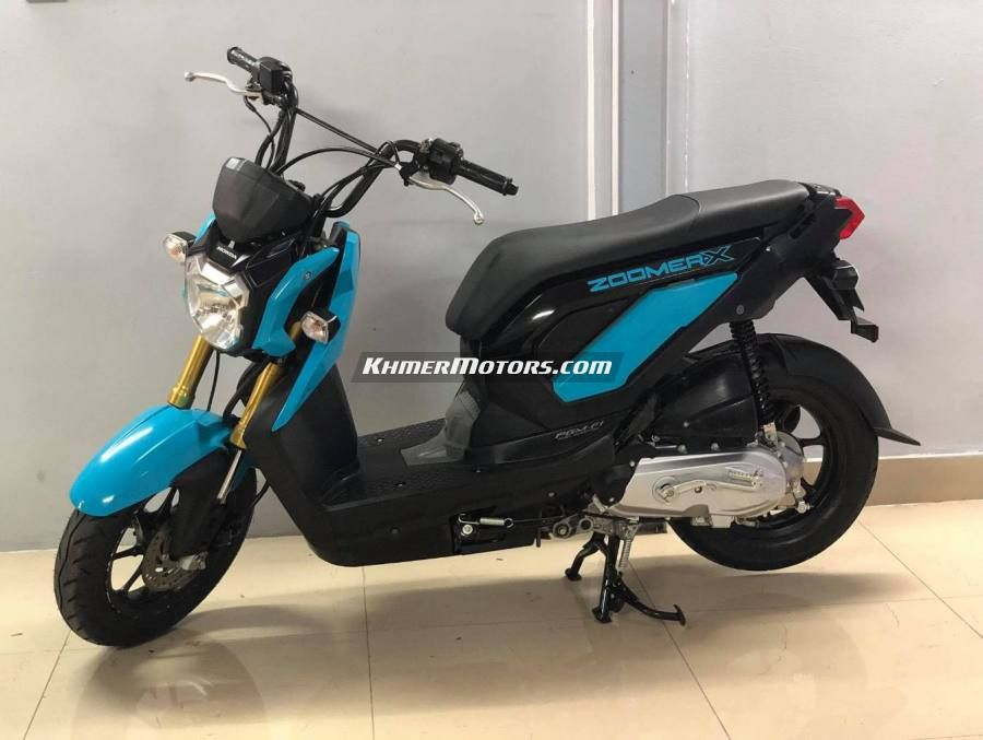 Honda Zoomer X 2015 Honda Used Motorcycles Motorcycles For Sale