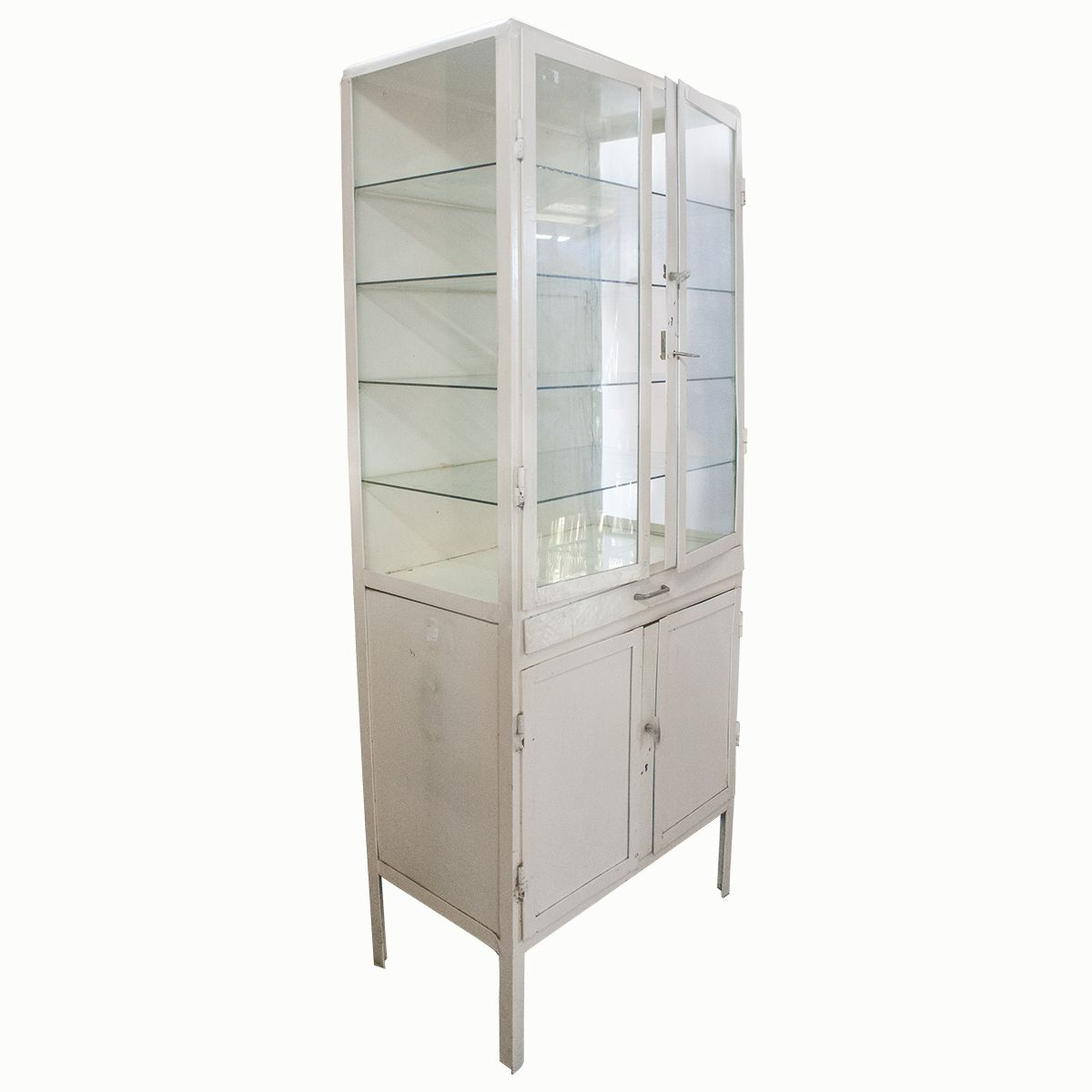 Vitrine Stahl White Metal Hospital Closet Hospitalcloset Whitemetalcloset
