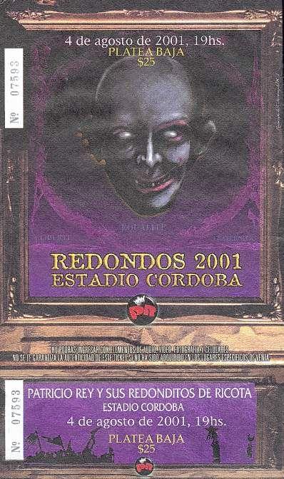 Córdoba 2001