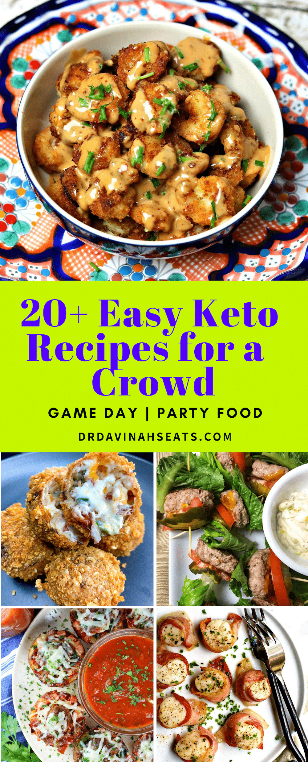 40 Easy Keto Appetizers & Tailgate Recipes Tailgate food