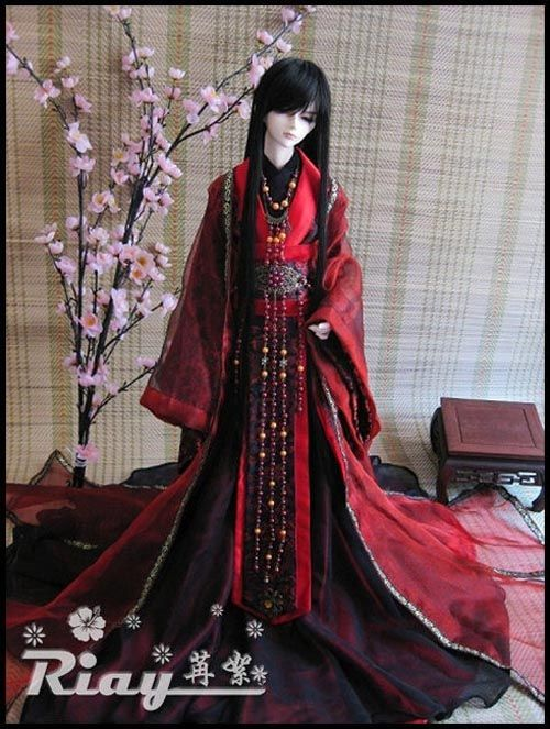 Ancient Chinese Hanfu Stage Clothing Cos costume male costume hanfu cosplay  costume cute Free Shipping