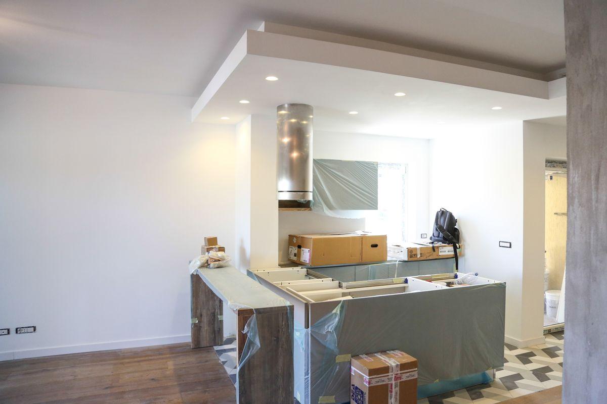 ristrutturare cucina soggiorno | Edilia Design | Pinterest | Design