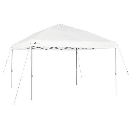 Ozark Trail Instant 12 X 12 144 Sq Ft Canopy Top White Ozark Trail Canopy Canopy Frame