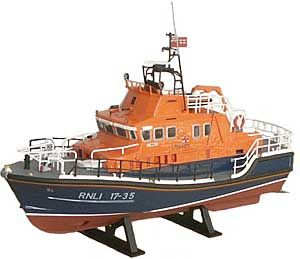 Not a Warship but a great vessel - Severn Class Lifeboat 1 ...