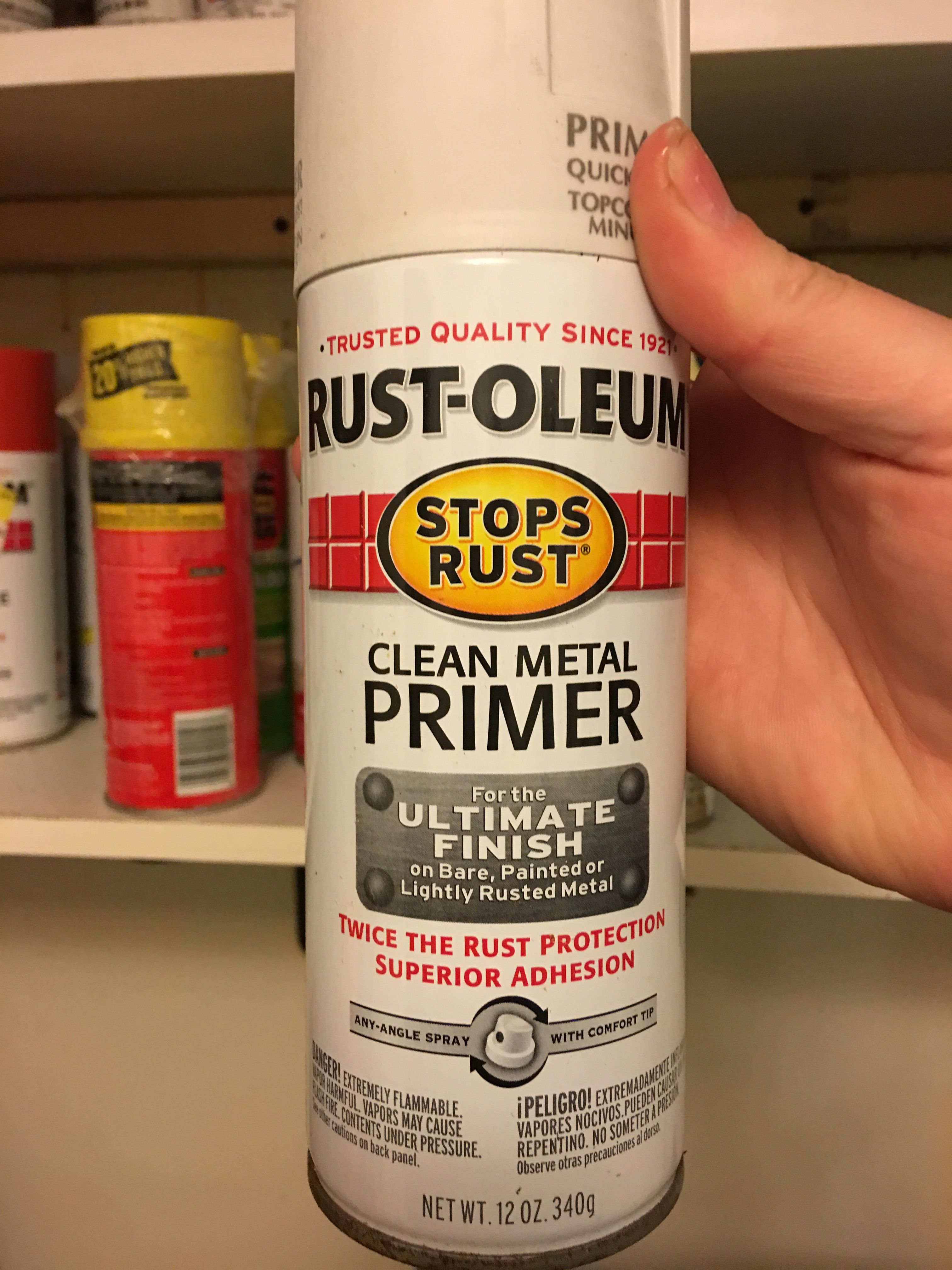Use This On Any Wrought Iron Metal Outdoor Furniture After Sanding Off Rust For Infinite