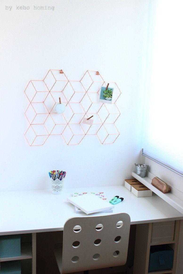 pimp my schreibtisch makeover ikea hack upcycling benno gnedby und filz utensilo selbst. Black Bedroom Furniture Sets. Home Design Ideas