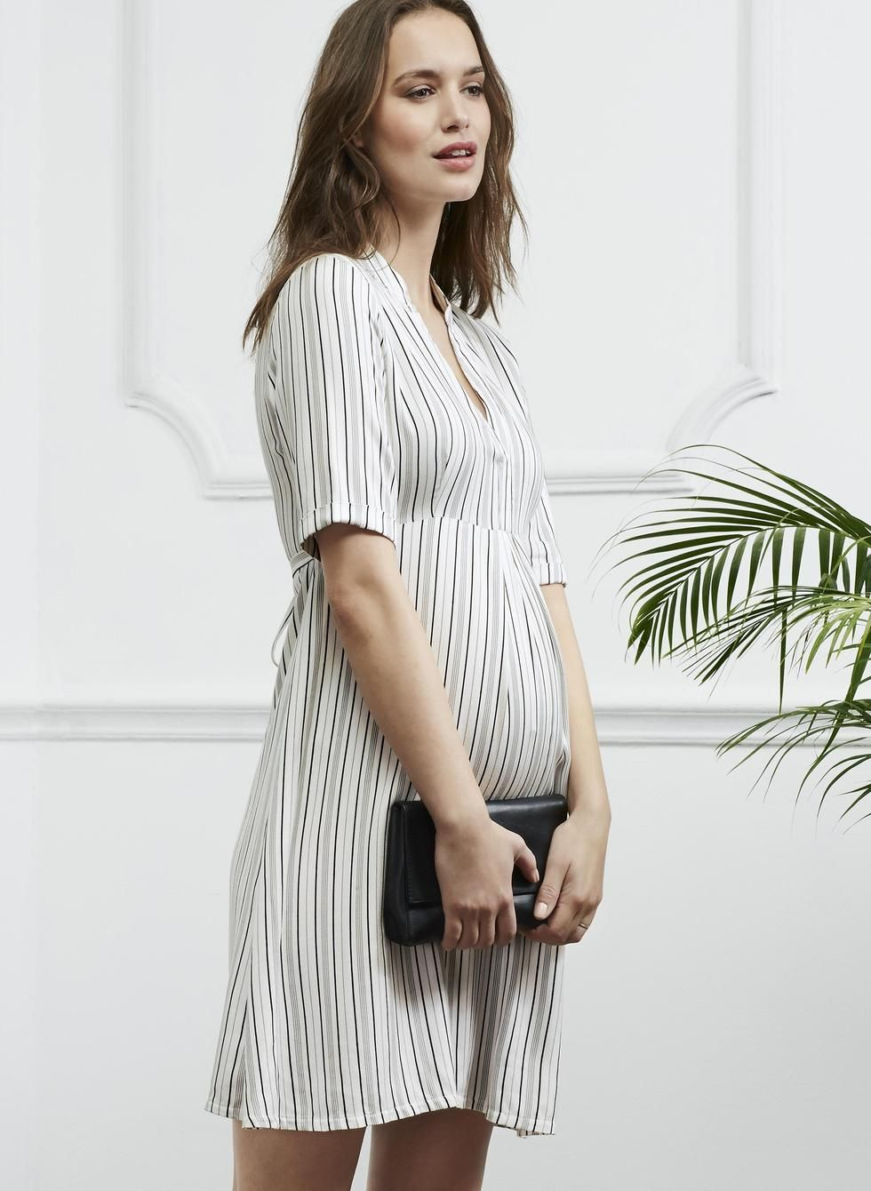 Isabella oliver burnell striped maternity dress splendid style isabella oliver burnell striped maternity dress ombrellifo Image collections