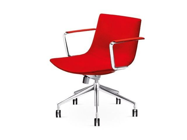 Catifa 60 Chaise De Bureau By Arper Design Lievore Altherr Molina Cat En 2019 Chaise Bureau Chaise Et Accoudoir