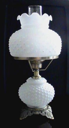 Image result for vintage glass globe lamp