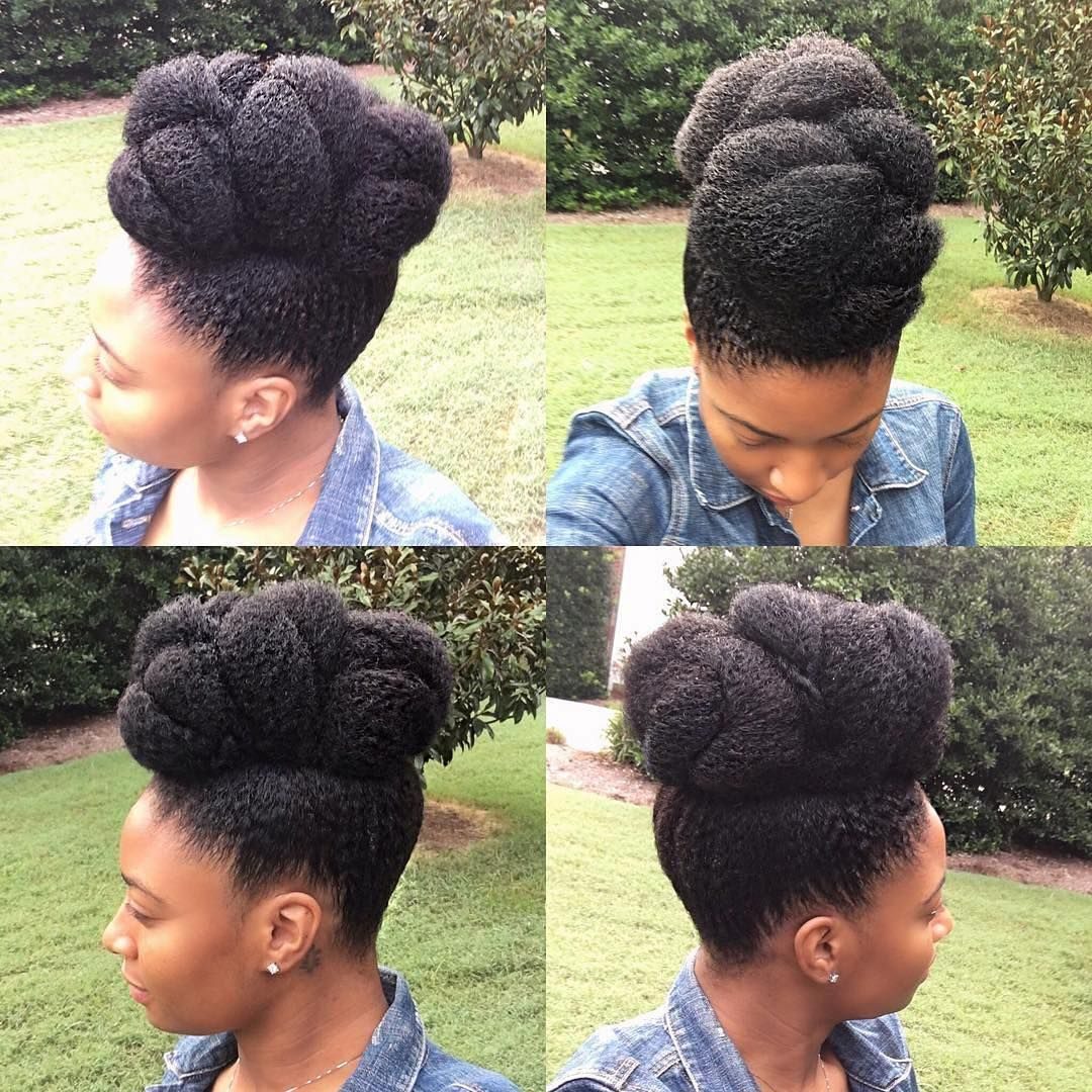 15 protective hairstyles featuring coily hair
