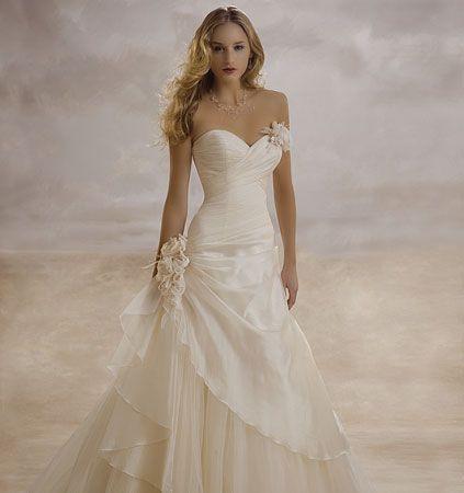 Mooie Betaalbare Bruidsjurk Trouwjurk Kopen Bij Mariage