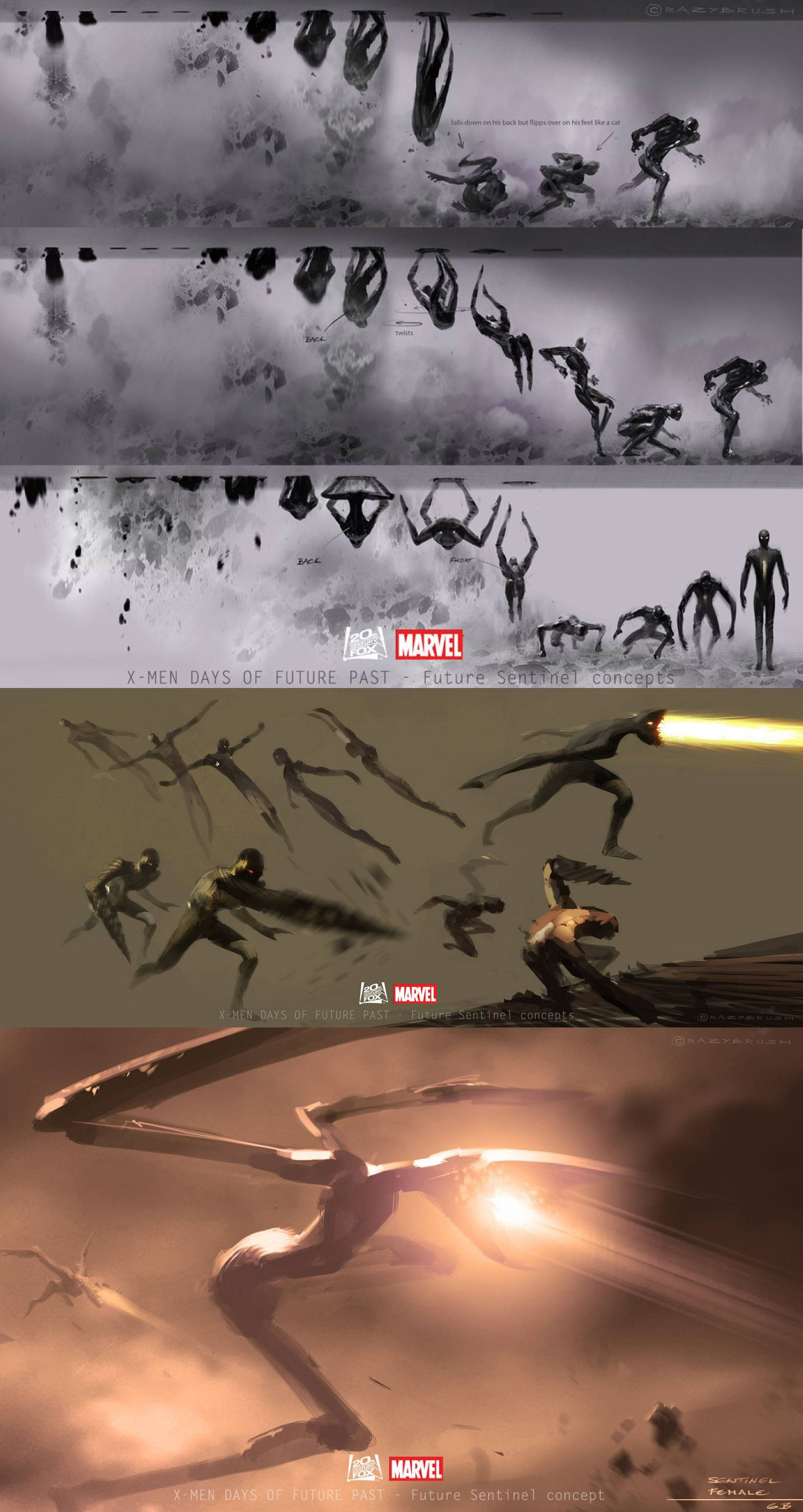 X-Men: Days of Future Past | Days of future past, Bendy ...