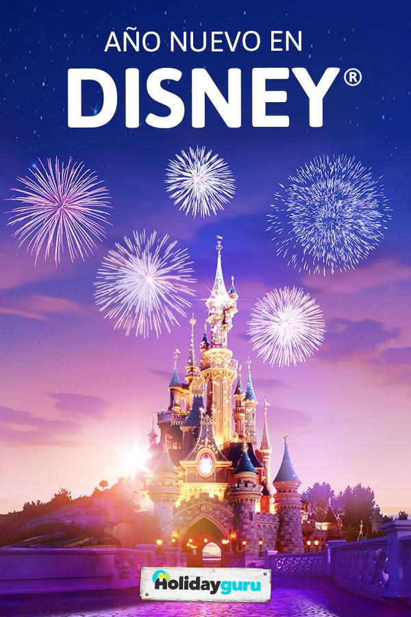 Fin De Año En Disneyland Paris La Bienvenida Al 2021 Más Mágica Disneyland París Disneyland Revistas De Viajes