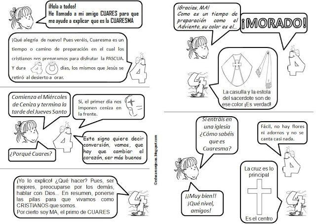 Parroquia La Inmaculada: Recursos para el Miércoles de Ceniza ...