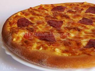 Pizza | DeNIKAtessen - Recetas de Cocina