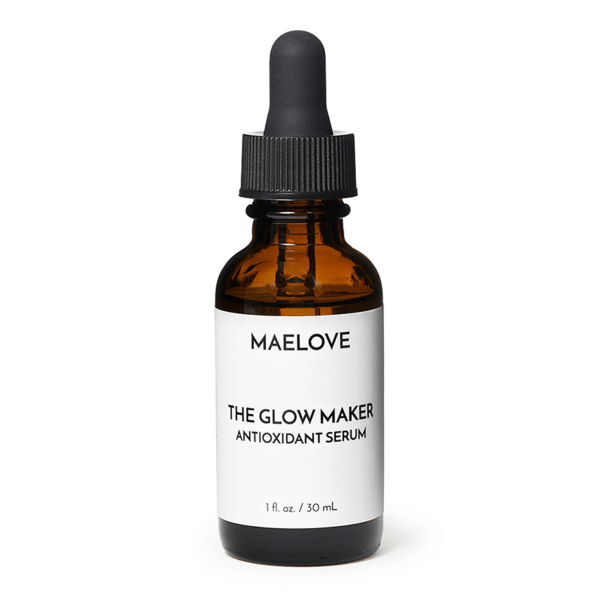 Glow Maker Antioxidant serum, Serum, Natural hair mask