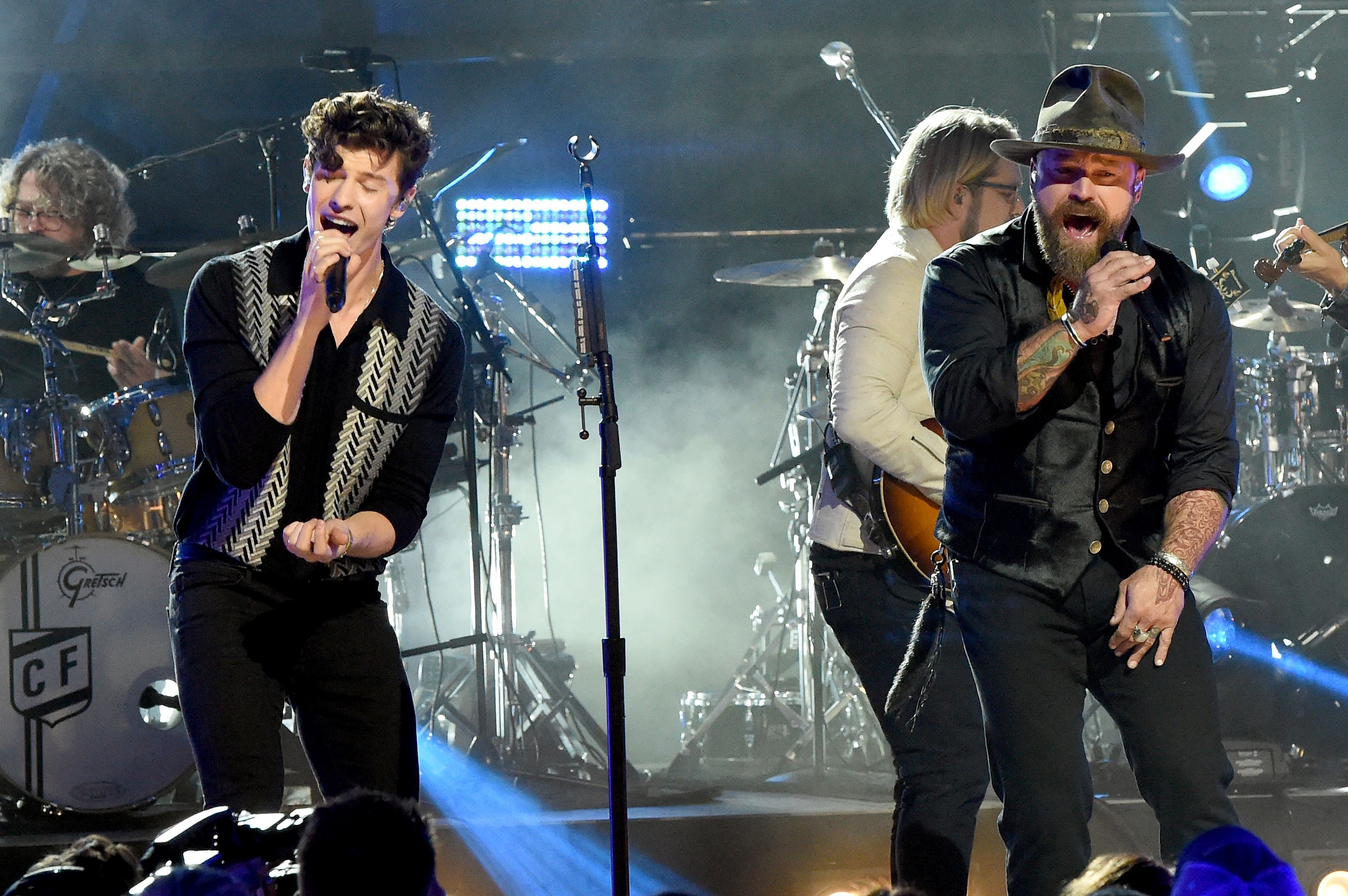 Shawn Mendes on Working With Zac Brown Band, Country Pop