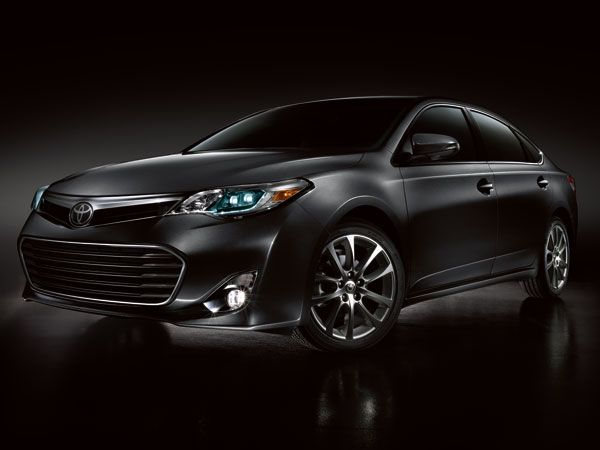 2017 Toyota Avalon In Black Amazing