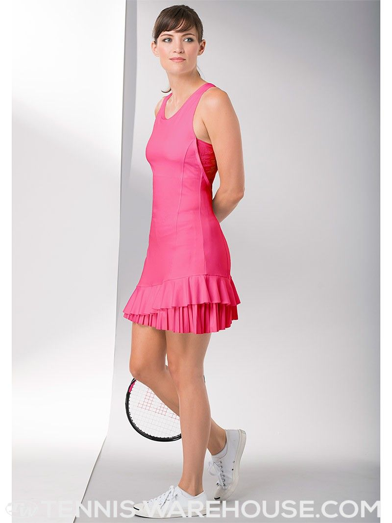 Inphorm Women S Azalea Marcela Dress Womens Tennis Fashion Fashion Tennis Fashion