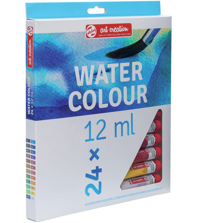 Talens Art Creation 12ml Watercolour Set 24 Pkg Gifts For An