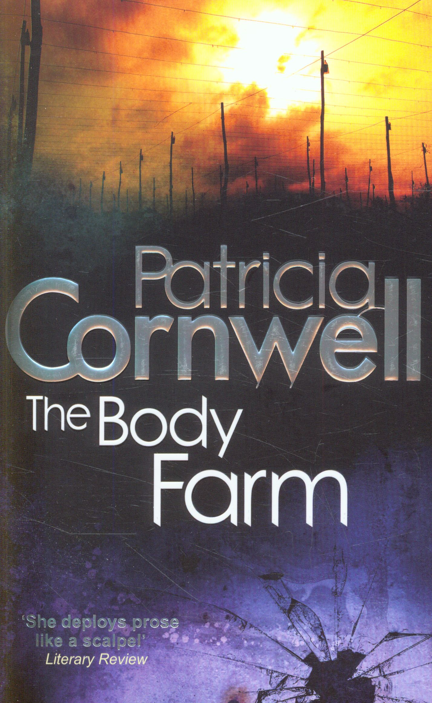 Image result for patricia cornwell body farm