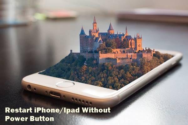 iPhone/iPad Bina Power Button Press Kiye Kaise Restart