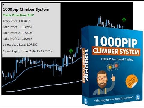 The Learning Trader 1000pip Climber System Review Make Money