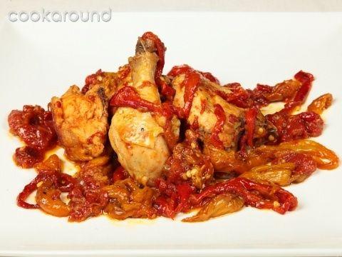 Pollo allabruzzese: Ricetta Tipica Abruzzo | Cookaround