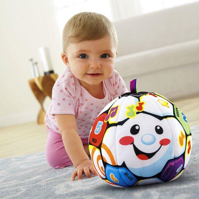 Juguete PELOTA BOTA BOTA RIE Y APRENDE de Fisher Price Precio 21,07€ en IguMagazine #juguetesbaratos