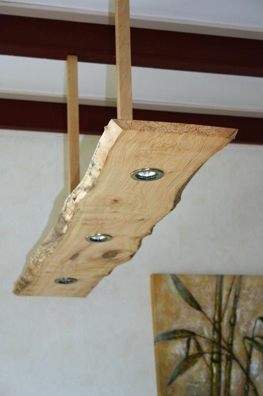 planken met schors google zoeken lampen deckenlampe altholz lampe. Black Bedroom Furniture Sets. Home Design Ideas