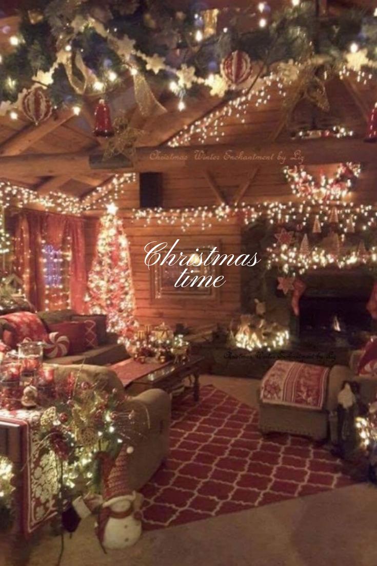 Decorazioni Natalizie Per La Camera pin di vanessa vinyonne su holidays   camera da letto