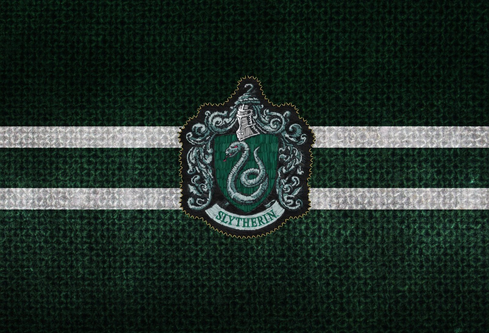 HD Slytherin Wallpaper Hiburan