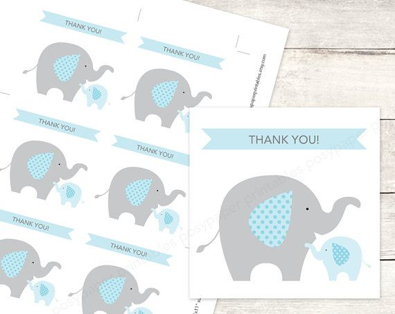 ***Matching invitations and printables available here:  https://www.etsy.com/shop/posypaperprintables/search?search_query=blue+elephant&order=date_desc&view_type=gallery&ref=shop_search    DIY Printable Baby Shower Favor Tags    This listing includes a printable baby shower favor tags. You will not receive anything in the mail, this is for a DIGITAL file only. TO DOWNLOAD YOUR FILE:  Your file(s) will be available immediately after your purchase. You can download your file(s) by logging into…