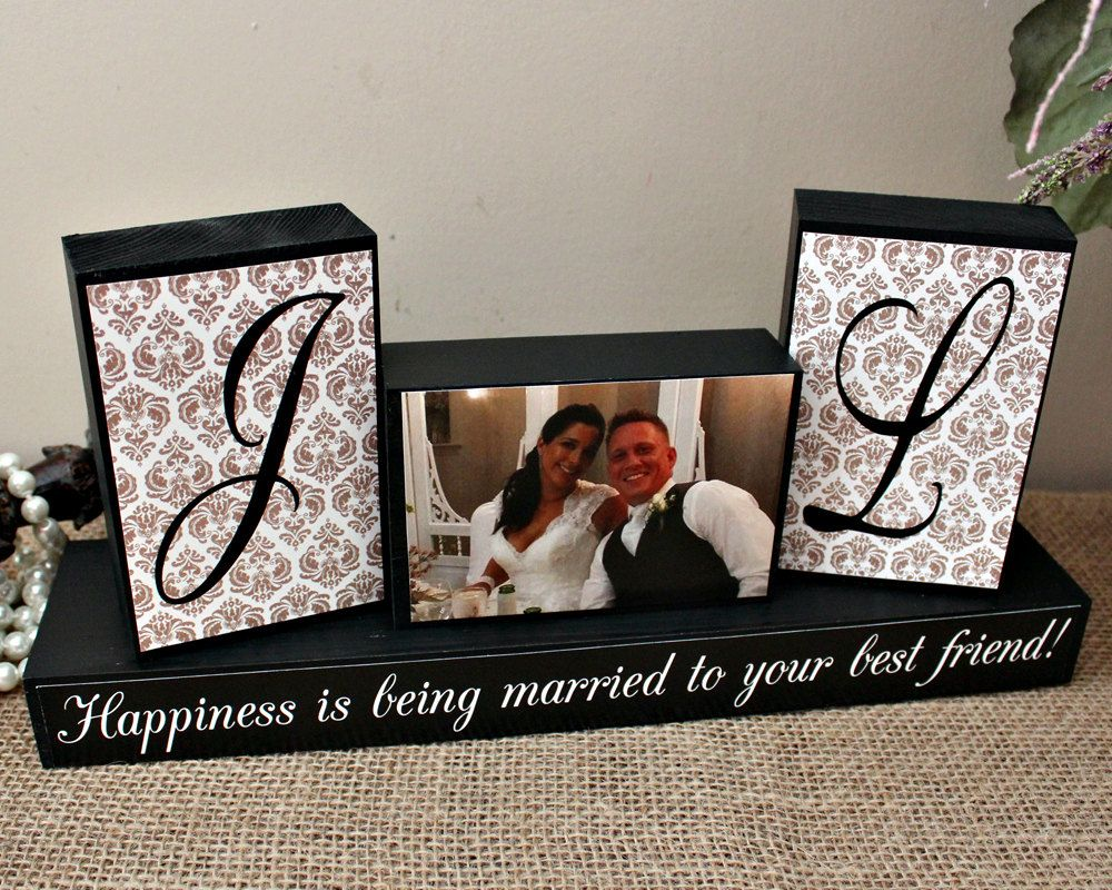 Personalized Unique Wedding Gift For Couple Anniversary Gift Idea Bridal Shower Gift Wedding Gifts For Couples Best Wedding Gifts Wedding Gifts For Friends