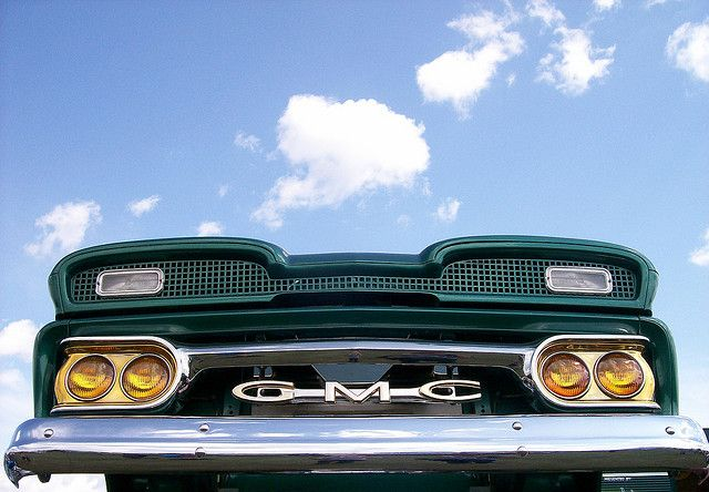 1960 GMC Truck by blondygirl
