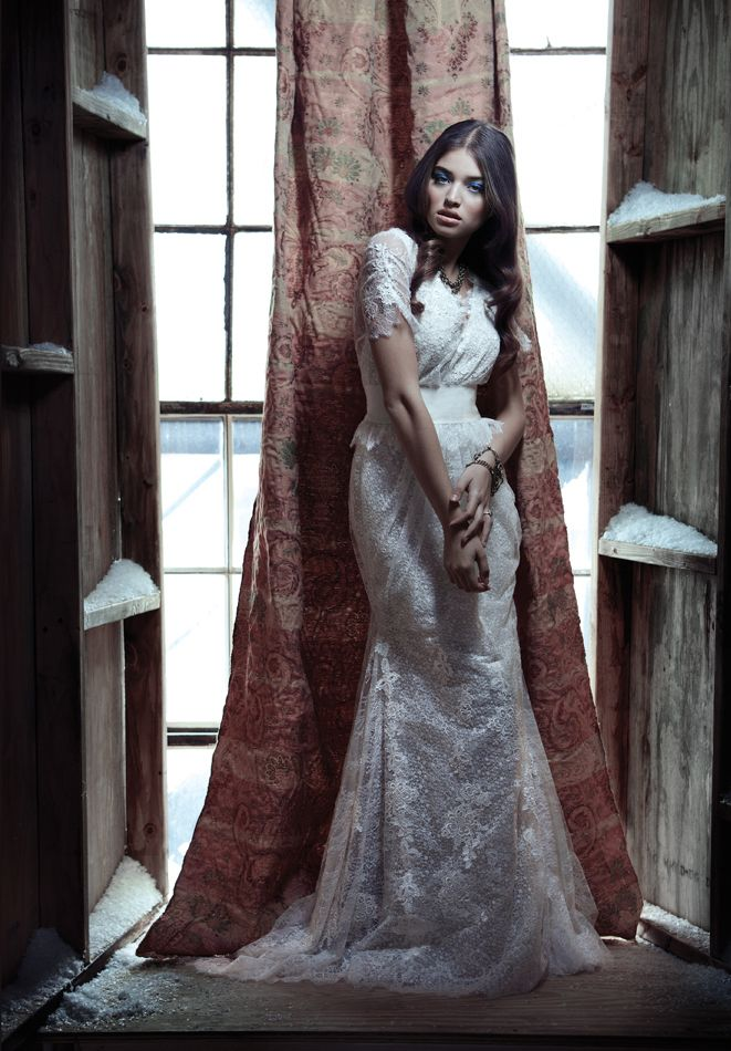 Wedding Gown Fashion: A Midwinter\'s Dream | Minnesota Bride Magazine ...